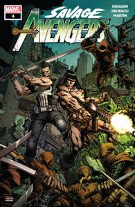 Savage Avengers 004 2019 Digital Zone