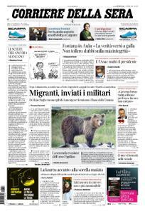 Corriere della Sera – 28 luglio 2020