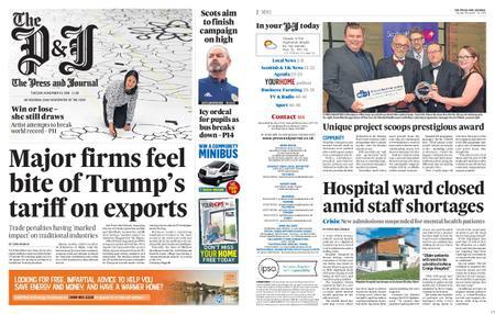 The Press and Journal Moray – November 19, 2019