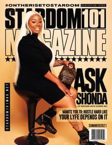 Stardom101 Magazine - Summer 2021