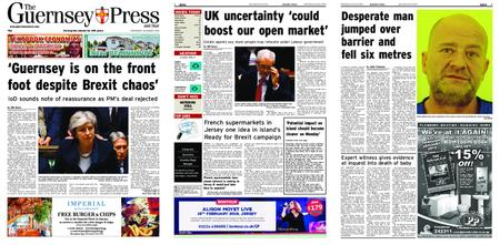 The Guernsey Press – 16 January 2019