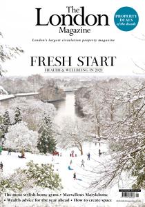 The London Magazine - January 2021