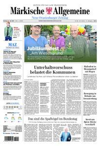 Neue Oranienburger Zeitung - 15. Juli 2019