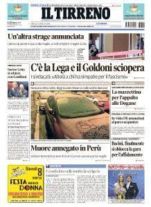Il Tirreno Livorno - 1 Marzo 2018