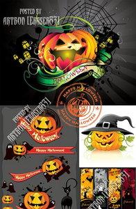 Halloween Vector Mix #141010