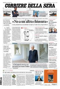 Corriere della Sera – 30 agosto 2020