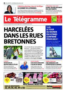 Le Télégramme Ouest Cornouaille – 08 juillet 2021