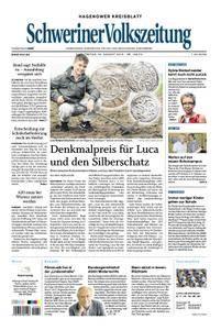 Schweriner Volkszeitung Hagenower Kreisblatt - 23. August 2018