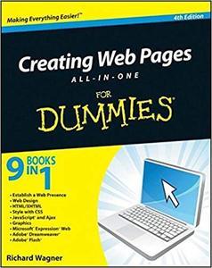 Creating Web Pages All-in-One For Dummies [Repost]