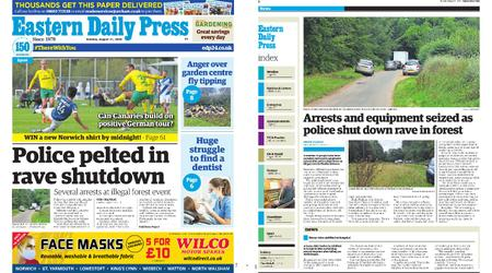 Eastern Daily Press – August 31, 2020