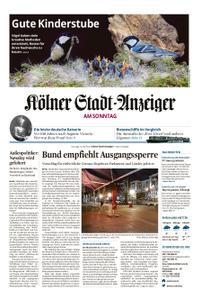 Kölner Stadt-Anzeiger Köln-Ost – 11. April 2021