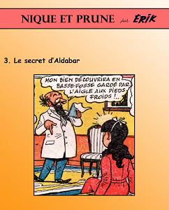 Nique et Prune - Tome 3 - Le Secret d'Aldabar