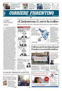 Corriere Fiorentino La Toscana - 15 Aprile 2018