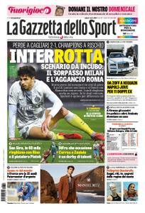 La Gazzetta dello Sport Sicilia – 02 marzo 2019