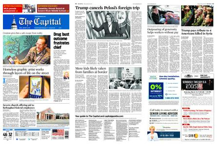 The Capital – January 18, 2019