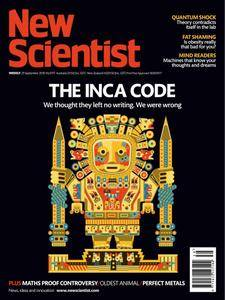 New Scientist Australian Edition – 29 September 2018