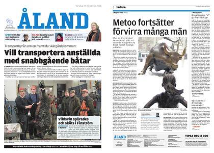 Ålandstidningen – 27 december 2018