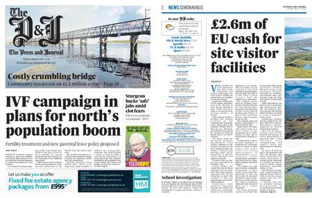 The Press and Journal Moray – March 16, 2021