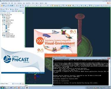 ESI Visual-Environment 9.6