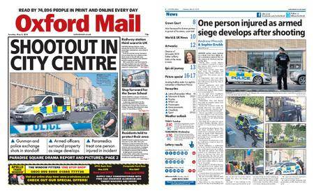Oxford Mail – May 08, 2018