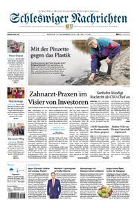 Schleswiger Nachrichten - 12. November 2018
