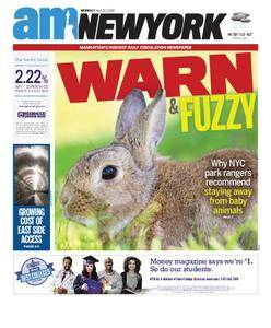 AM New York - April 16, 2018