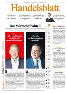 Handelsblatt - 16 September 2021