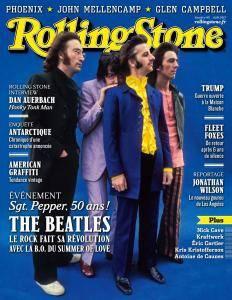 Rolling Stone France - Juin 2017
