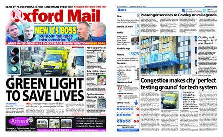 Oxford Mail – January 24, 2018