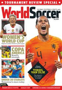 World Soccer - July 2019