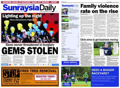 Sunraysia Daily – October 14, 2019