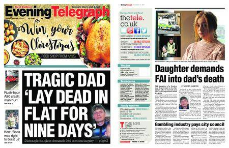 Evening Telegraph First Edition – December 14, 2017