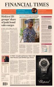 Financial Times Europe - February 16, 2021