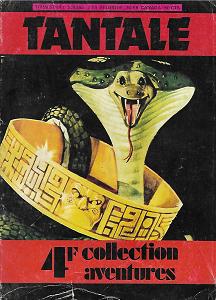 Tantale - Tome 3 - Mission Secrete