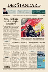 Der Standard – 14. Oktober 2019