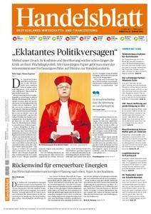 Handelsblatt - 12. Januar 2016