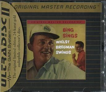 Bing Crosby - Bing Sings Whilst Bregman Swings (1956) [MFSL UDCD 670] Repost