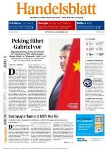 Handelsblatt - 02. November 2016