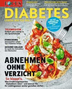Focus Diabetes - Nr.1 2019