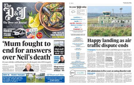 The Press and Journal Moray – January 04, 2020