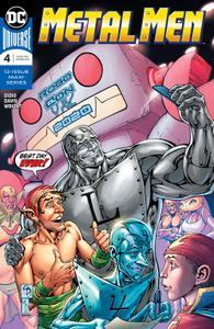 Metal Men 004 2020 2 covers Digital Riptorn