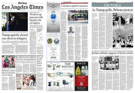 Los Angeles Times – July 15, 2018