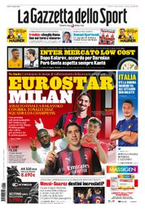 La Gazzetta dello Sport Roma – 04 settembre 2020