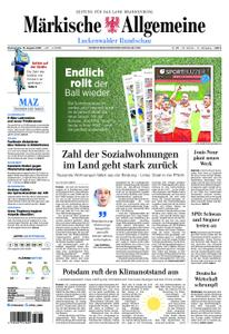 Märkische Allgemeine Luckenwalder Rundschau - 15. August 2019