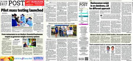 The Guam Daily Post – April 26, 2020