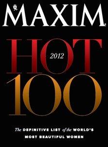 Maxim 2012 Hot 100