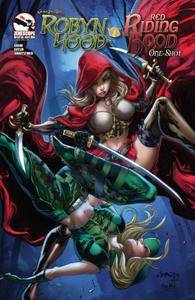 Grimm Fairy Tales - Robyn Hood vs Red Riding Hood OS 2013 Digital K6-Empire