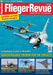 FliegerRevue - März 2019