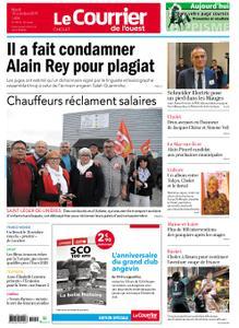 Le Courrier de l'Ouest Cholet – 15 octobre 2019