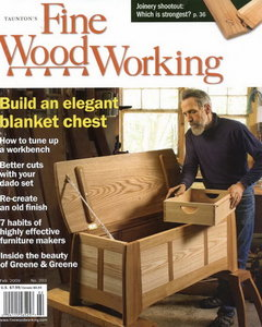 Fine Woodworking Magazine Issue 203 (February 2009)